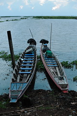 """Thale Noi (g e r a r d v o n k เจอราร์ด) Tags: art asia asia"""" asian boats canon colour canon5d3 expression eos earthasia flickrsbest fantastic flickraward landscape ngc newacademy nature natuur nationalpark outdoor totallythailand photos reflection ships this travel thailand thai transport unlimited uit whereisthis where water yabbadabbadoo"""