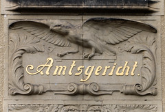 Amtsgericht (Rick & Bart) Tags: goslar germany deutschland niedersachsen city urban rickvink rickbart canon eos70d historic architecture unescoworldheritagesite street streetphotography amtsgericht
