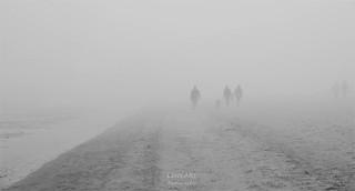 Nordsee-Nebel/ Northsea mist