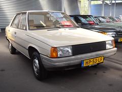 1982 Renault 9 GTC (Skitmeister) Tags: hp53lf car auto pkw voiture auction bca barneveld nederland netherlands skitmeister