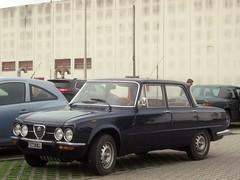 Alfa Romeo Giulia Nuova Super 1.3 1975 (LorenzoSSC) Tags: alfa romeo giulia nuova super 13 1975