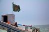 Bay Of Bengal (shahnomankhan) Tags: bay bengal sea sentmartin bangladesh flag boat women monochrome people sky water beach ngc coxs bazar coxsbazar