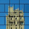 DSC_6543 (stu ART photo) Tags: abstract city urban blue sky lines reflection juxtapose