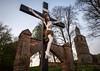 crucify (primemundo) Tags: jesus cross crucify church labach rheinlandpfalz germany inri