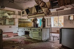 abandoned kitchen (Peter's HDR-Studio) Tags: petershdrstudio hdr lostplace abandoned abandonedplace abandonedkitchen verlassen verlasseneplätze verlasseneküche fenster window