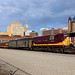 Union Depot Train Day