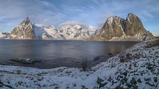 Sakrisoy y Hamnoy en Islas Lofoten