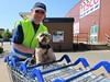 Martin Brookes and Flo Yorkie Poo Dog Tesco Oakham (@oakhamuk) Tags: martinbrookes flo yorkiepoo dog tesco oakham