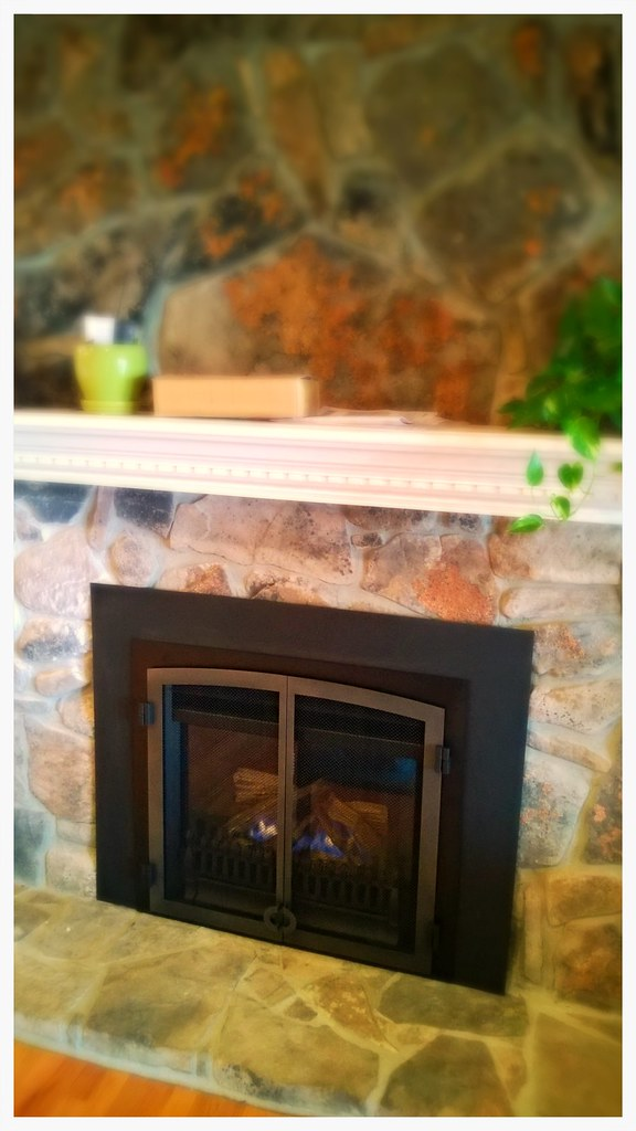 Valor Horizon Direct Vent Fireplace. Chattanooga, Tn.