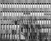 Am Hafen (Ralf Westhues) Tags: münster kanal hafen architektur architecture blackandwhite black white schwarzweis schwarz weis struktur muster