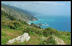 California's Big sur Coastline in Springtime (sjb4photos) Tags: california bigsur pacificocean californiahiway1