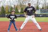 Baseball Adopts Xavier, 3/28, Chris Crews, DSC_7163p (Niner Times) Tags: 49ers adopt baseball charlotte child unc uncc ninermedia