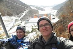 IMG_9663 (Mud Boy) Tags: korea southkorea rok republicofkorea olympics olympicgames pyeongchang2018 winter winterolympicstripwithjoyce winterolympics xxiiiolympicwintergames clay clayhensley clayturnerhensley melissablock npr joyce joyceshu alp08alpineskiingladiesdownhill alp08 alpineskiing ladiesdownhill alp08alpineskiing ladies downhill