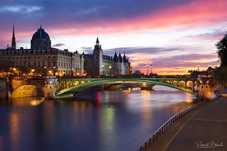Pont Notre-Dame et Congiergerie