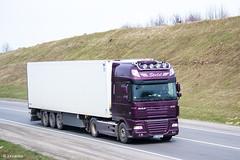 DAF XF105.460 SSC (UA) (almostkenny) Tags: lkw truck camion ciężarówka ua ukraine daf xf105 ssc superspacecab ex stelzl stelzltransporte bk bk6960bo