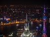 LR Shanghai 2016-244 (hunbille) Tags: birgitteshanghai6lr china shanghai pudong district world financial center shanghaiworldfinancialcenter view platform swfc observatory oriental pearl radio tv tower orientalpearl huangpu river jin mao jinmaotower skyline
