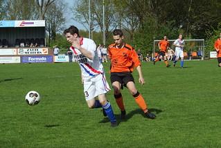 SVV-Bruchterveld (1-1)
