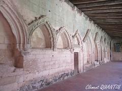 Cloître de l'Église Collégiale , SAINT-ÉMILION (Clément Quantin) Tags: saintémilion tourisme ville cloîtreéglisemonolithe
