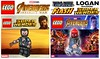 More Lego Polybags That Need to Be Made !!! (afro_man_news) Tags: lego polybags polybag custom moc fake all marvel doctor fate kid flash link logan robocop spider man subzero thanos wong infinity war strange homecoming dc wolverine zelda mortal kombat justice league superheroes minifigures minifigure