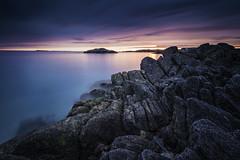 5V6A0621_red (Eivind Nielsen) Tags: karmøy water sunset bigstopper lee longexposure åkrasand ocean reflection filter sky