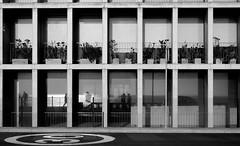Reflexos / Reflections (Francisco (PortoPortugal)) Tags: 0902018 fpbo74462 reflexos reflections fozdodouro porto potugal portografiaassociaçãofotográficadoporto bw nb pb monochrome monocromático franciscooliveira