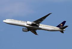 HZ-AK41 (JBoulin94) Tags: hzak41 saudia saudi arabian airlines boeing 777300er washington dulles international airport iad kiad usa virginia va john boulin