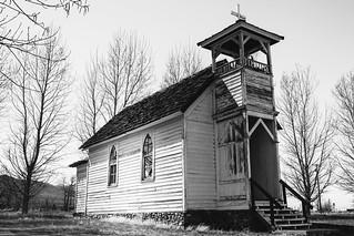 Constantia Church, Doyle, California