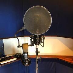 Bullseye 🎯 (Pennan_Brae) Tags: microphones musicproduction vocals recording recordingstudio musicstudio sing singing microphone