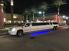 38 foot Cadillac Limousine, the longest limo I ever seen (Bob the Real Deal) Tags: huge long biggest longest big car cool fresno limo limousine