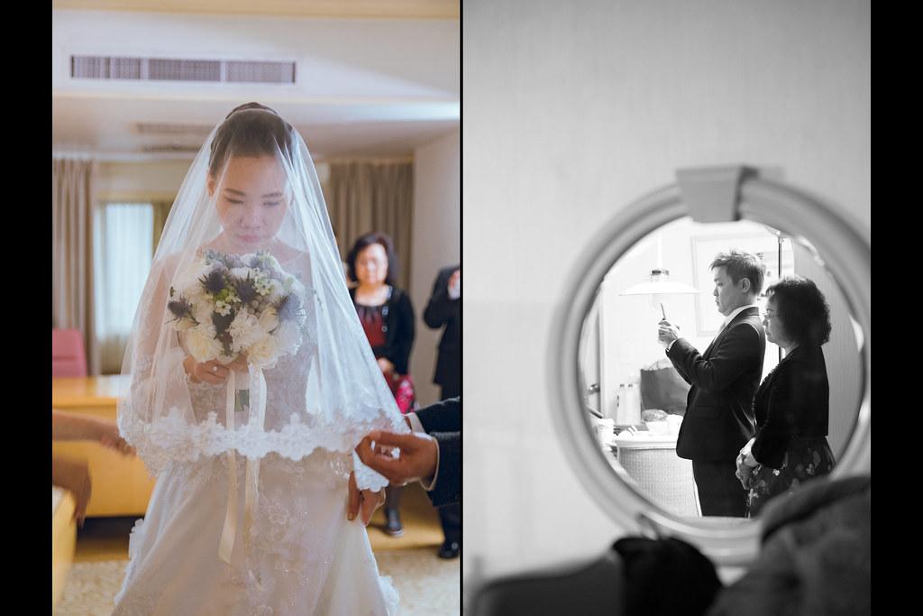 [婚攝]育辰 & 琪雅 大直典華 婚禮精選