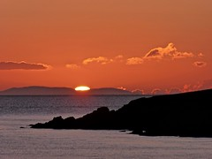 Sun going Down (Traigh Mhor) Tags: 2018 march sunset gairloch highland rossshire scotland bigsand