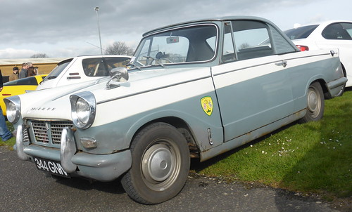 Triumph Herald Coupé (1960) 948cc
