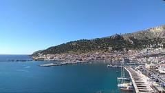 just a peaceful sunny morning in Kalymnos' harbour (M Lamprinos) Tags: kalymnos greece aegean dodecanese seagull blue port harbor harbour timelapse sunny sky sea landscape video outdoors ελλάδα κάλυμνοσ δωδεκάνησα αιγαίο θάλασσα ουρανόσ μπλέ boat fishingboat