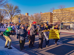 2018.04.04 The People's March for Justice, Equity and Peace, Washington, DC USA 01182
