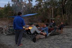 Campfire (blachswan) Tags: grampians grampiansnationalpark gariwerd gariwerdnationalpark victoriarange campfire fire flames