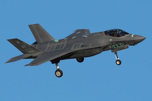 Lockheed F-35A Lightning II 13-5066 OT