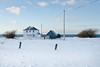 St-Ulric_20170102_7169_an (Gaetan L) Tags: baslaurent gaspésie nikond7000 route132 provincedequébec fleuvestlaurent remise habitation housing maison house landscape paysage winter campagne campaign