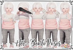 { Bellybean } Her Bento Poses AD (Bella Parker) Tags: secondlife pose poses tdposes tdpose slpose bentopose kawaiipose cutepose toddleedoo toddler td tdblog tdevent sl slevent slfamily slrelease bento slbento