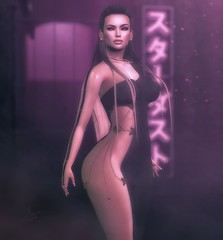 -800- (xenaMS Resident) Tags: blackfair eclipse pm posefair thedollhouse vanityhair