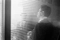 Japan 2018 (SimonSawSunlight) Tags: blackandwhite analogue film m rangefinder street documentary streetphotography photography neopan neopan400 35mm leicam2 leica smoke hazedandconfused haze colorskopar cigarrete okubo tokyo japan