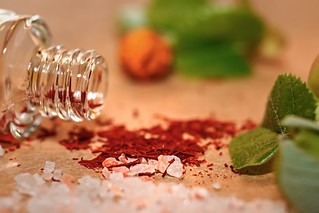 _Saffran and salt