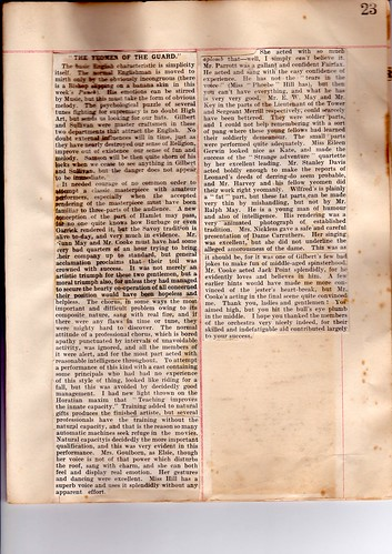 1921: Jan Review 2