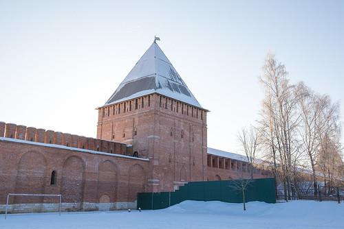 Pozdnyakova tower ©  Andrey
