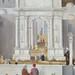 CARPACCIO Vittore,1514 - La Prédication de Saint Etienne à Jérusalem (Louvre) - Detail 190