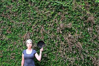 Panning the Garden at Studio d'Xavier