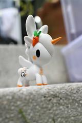 Tokidoki Unicorno Usagi (TKatagiri) Tags: tokidoki unicorno cutie rabbit carrot usagi