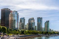 Vancouver Waterfront (cstevens2) Tags: britishcolumbia canada vancouver waterfront skyscrapers city cityscape stad stadslandschap reizen reisfotografie reisfoto travel travelphotography travelphoto