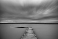 Marine Lake (Explored April 18) (another_scotsman) Tags: westkirby marinelake seascape longexposure firecrest16stop mono