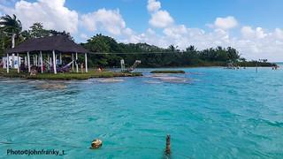 Bacalar Lagoon-Quintana Roo-Mexico