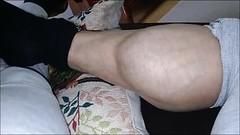 vlcsnap-2018-04-05-13h06m02s214 (ARDENT PHOTOGRAPHER) Tags: muscularcalves flexing muscularwoman sexylegs